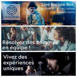 Live Escape Box, Paris