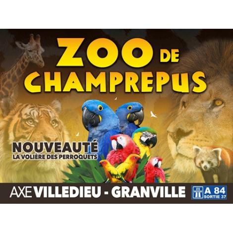 Zoo de Champrepus, Champrepus