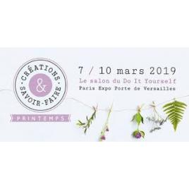 Salon Création & Savoir Faire 2019, Paris