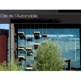 Cité de l'automobile musée national COLLECTION SCHLUMPF billet adulte