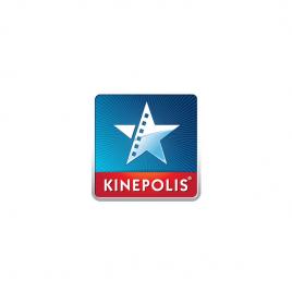 Cinémas Kinépolis (Carte 5 places)