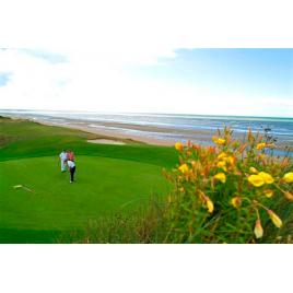 "Golf de Cabourg ""Le Home"""