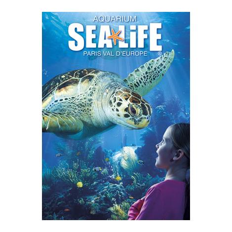 Aquarium SEA LIFE, Val D'Europe