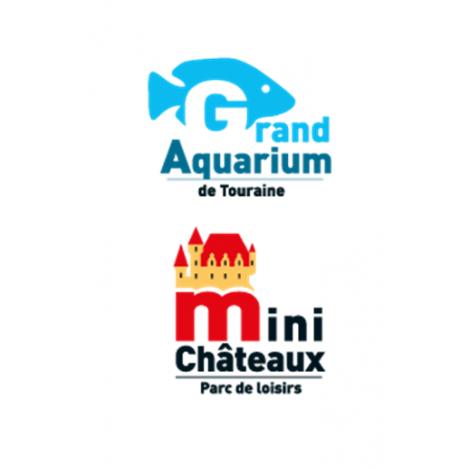 Grand Aquarium de Touraine et mini Chateaux, Lussaut Sur Loire