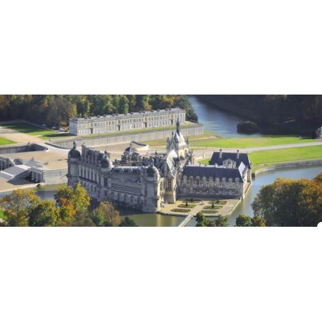 Château de Chantilly : billets domaine , Chantilly