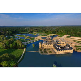 Château de Chantilly : billets domaine + spectacle équestre