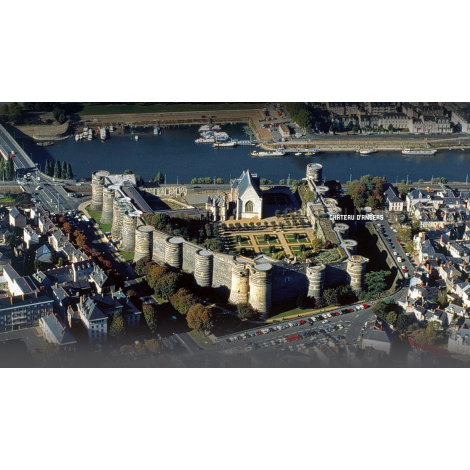Château D'Angers, Angers