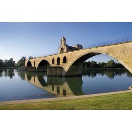Palais Des Papes Et Pont Saint Benezet