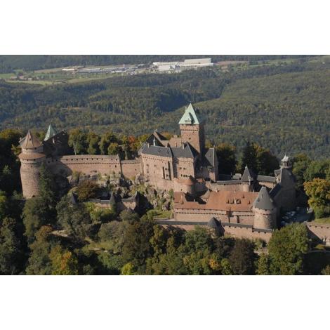 Château du Haut Koenigsbourg, Orschwiller
