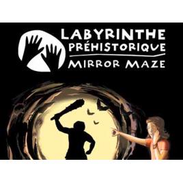Labyrinthe Prehistorique Mirror Maze