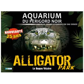 Aquarium Du Périgord Noir + Labyrinthe Préhistorique Mirror Maze