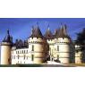 Château de Chaumont Sur Loire : château + parcs + festival + expositions, Chaumont Sur Loire