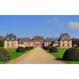 Château de Breteuil, jardins et scènes de contes