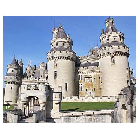 Château de Pierrefonds, Pierrefonds