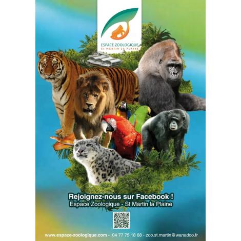 Espace Zoologique de la plaine, Saint Martin La Plaine