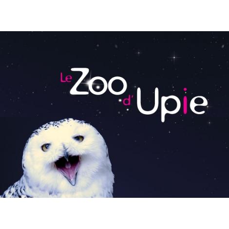 Zoo d'Upie le jardin aux oiseaux, Upie