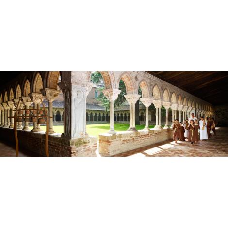 Abbaye Saint Pierre - Clôitre de Moissac, Moissac