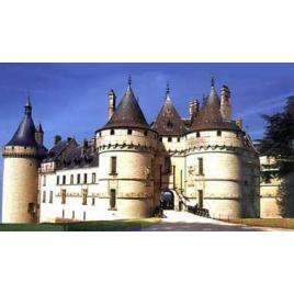 Château de Chaumont Sur Loire, billets château