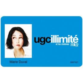 Cinémas UGC illimité (abonnement annuel)