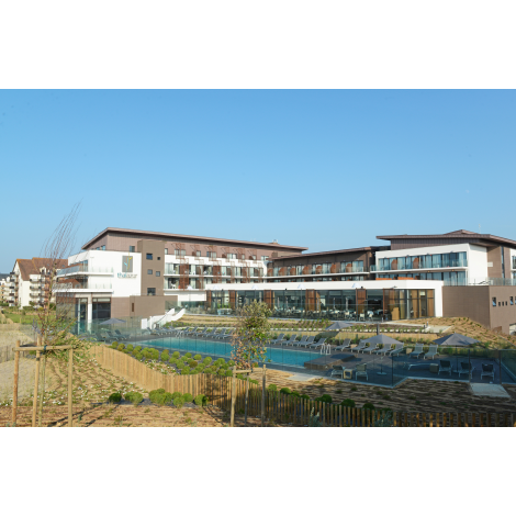 Thalazur Cabourg 8 soins Escale 4 jours / 3 nuits 1/2 pension , Cabourg