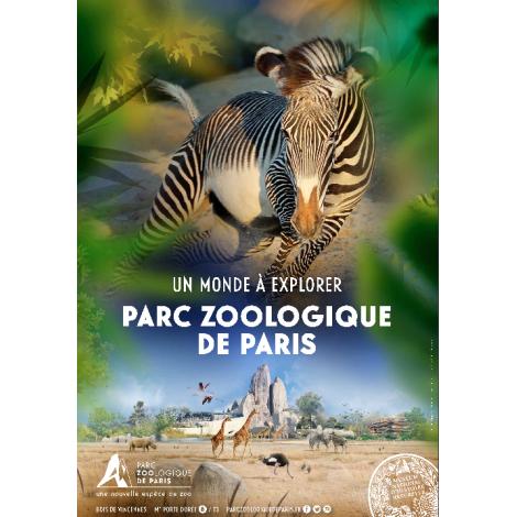 Parc Zoologique De Paris, Paris