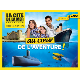 La Cité De La Mer