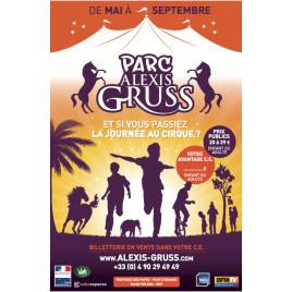 Parc Alexis Gruss (billet journée ou soirée)