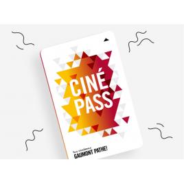 Cinémas Pathé Gaumont : le CINEPASS SOLO abonnement 1 an