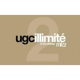 Cinémas UGC illimité 2 (abonnement annuel pour 2)