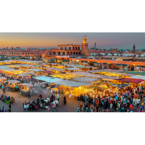 Séjour Marrakech pour 2 personnes, 3 jours / 2 Nuits,
